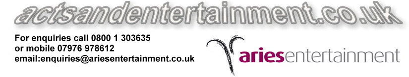 actsandentertainments.co.uk